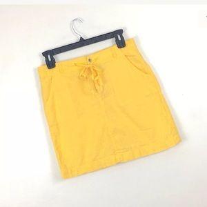 Fresh Produce seersucker skirt 🌞